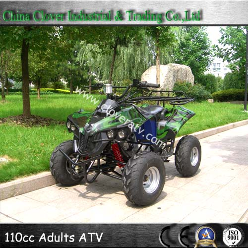 110cc ATV with Reverse Gear