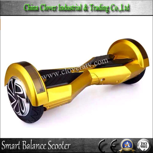 electric scooter with smart balance wheel with flashlights