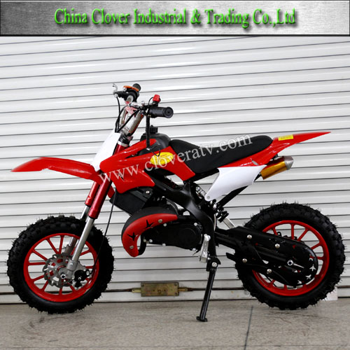 Low Price Disc Brake Motocross 49CC Dirt Bike with Pull Start