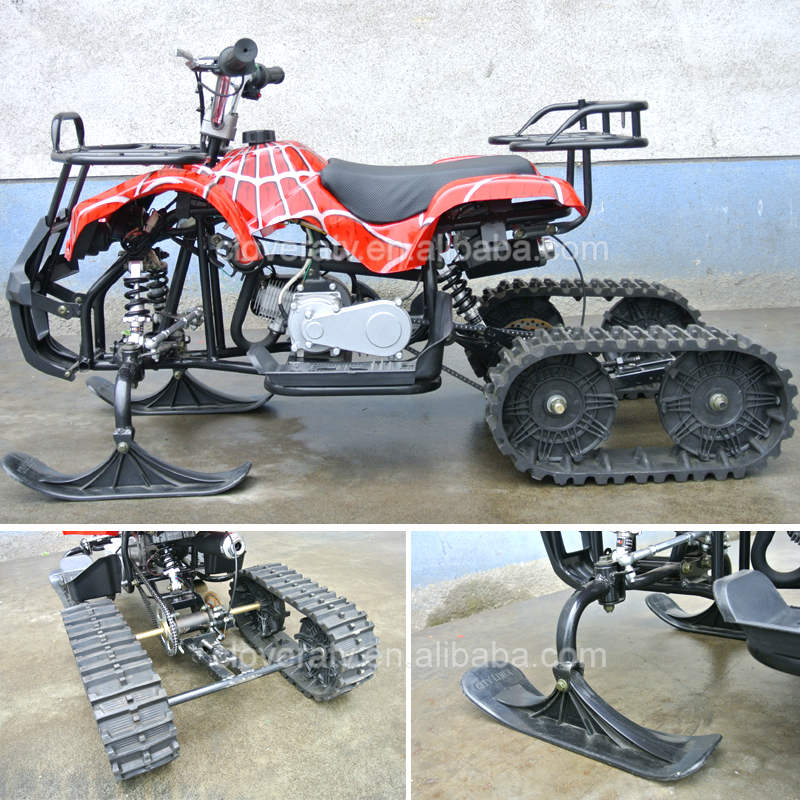 Snowmobile 49cc