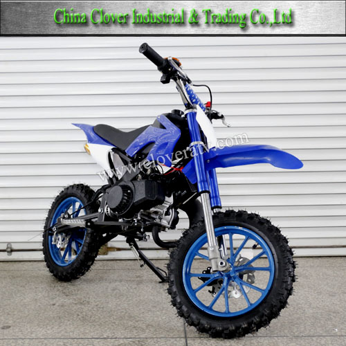 New Style 2 Stroke Two Wheel Sport Pit Bike 49CC Dirt Bike with CE