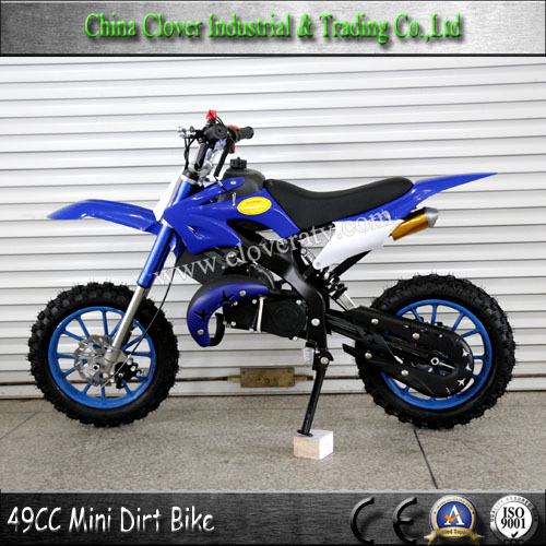 New Design Air Cooling Two Wheel 49CC Dirt Bike for Children