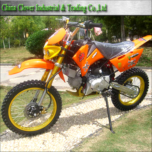 New Design 4 Stroke Fast Speed Dirt Bike 250cc Pit Bike With Head Light