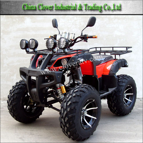 Gas Powered Quad Bike 250cc Sport ATV with Electric Start