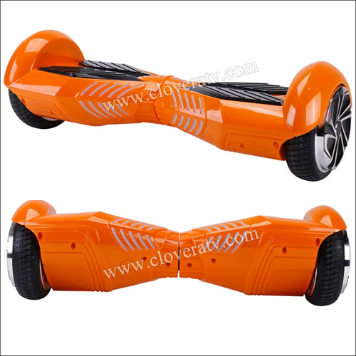 36V Two Wheel Self Balancing Electric Scooter with 8 inch Wheel