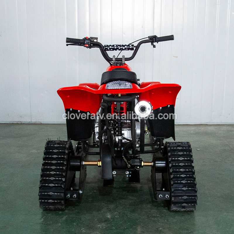 Christmas Gift 4 Stroke 50CC Kids Snowmobile for Sale