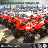 Chinese Electric start and Pull star Popular 110cc ATV with Reverse Gear