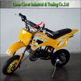Chinese Air Cooled Dirt Bike 49CC Mini Motorcycle Bike