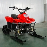 Chinese Cheap Snowmobiles 125CC Snow Scooter for Adults