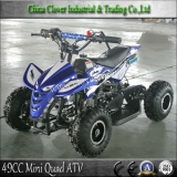 Professional ATV 49CC with Double Exhause Pipe