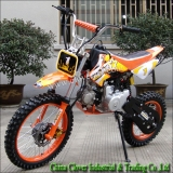 2015 New Design Semi Automatic 110CC Dirt Bike Motorcycle Big Pit Bike 125CC