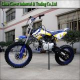 Chinese Fashion Kick Start Motorcycle 110CC Pit Bike 125CC Dirt Bike with Locin Engine