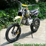 Super Motocross Kick Start 125CC Dirt Bike Pit Bike with Chain Driving