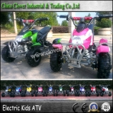 6 Inch Big Wheel Electric Mini ATV 350W 800W Powerful Four Wheel Quad Bike