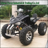 48V 1800W ATV Powerful Electric Street Quad ATV Bike with Off Road Tires