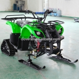 Chinese Snowmobiles