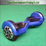 8 inch Smart Balance 2 wheel LED electric scooter self balancing with LED light bluetooth speaker